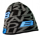 Dragon cap, black/blue